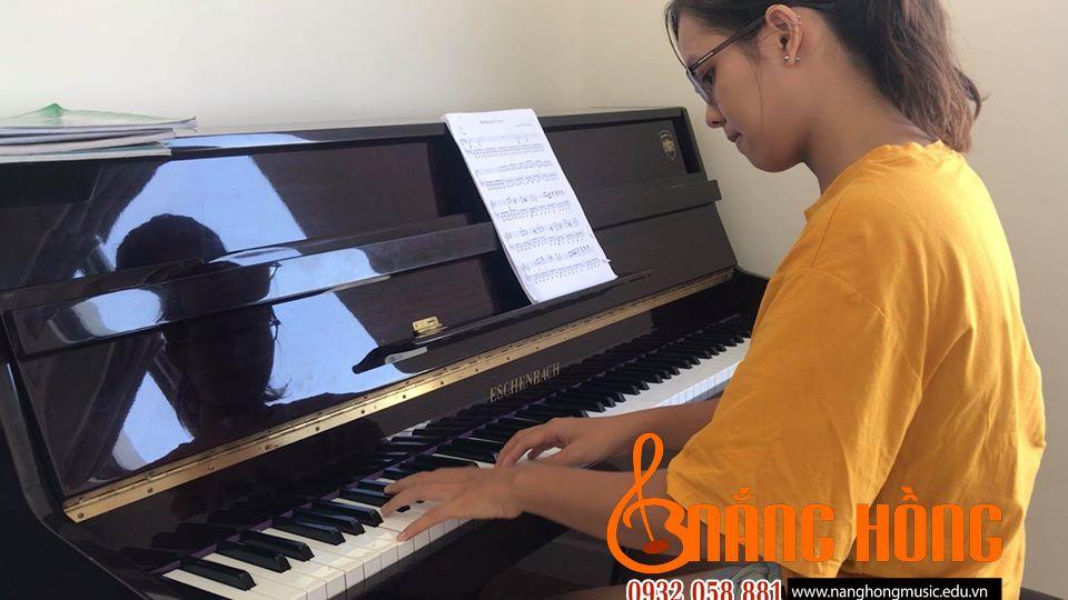 cách luyện ngón piano