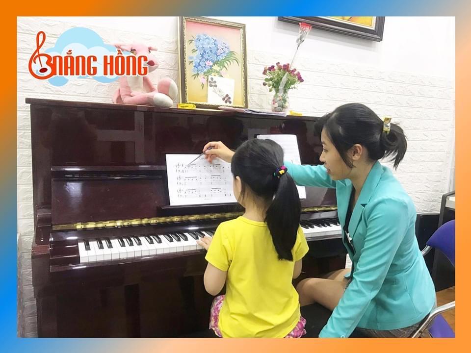 khóa học đàn piano