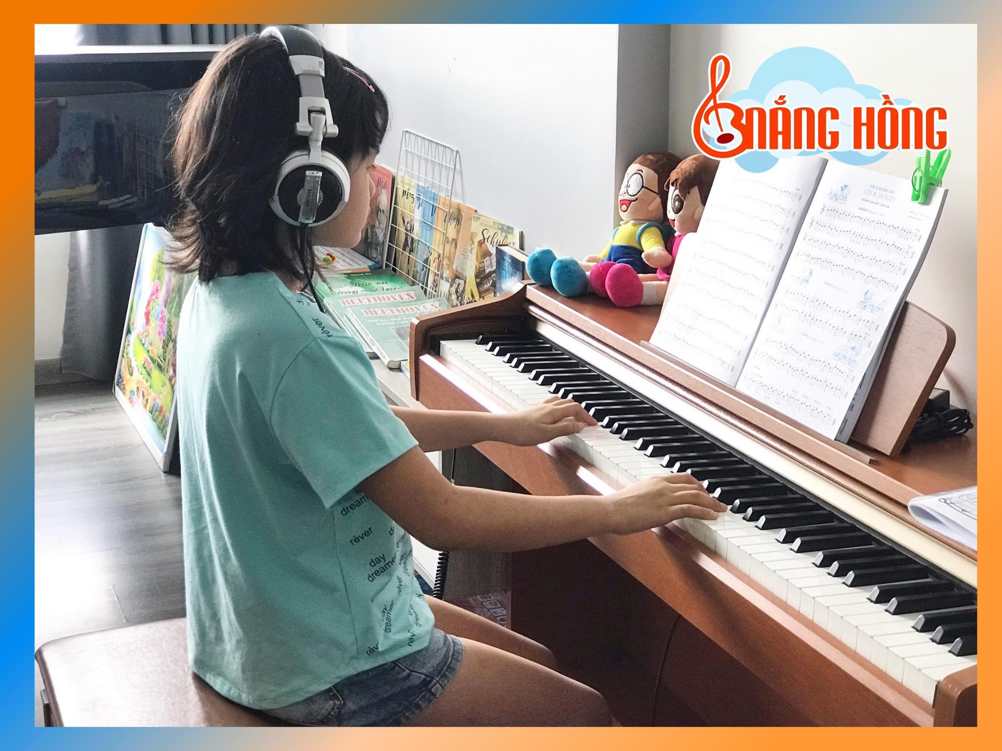 khóa học đàn organ quận Phú Nhuận