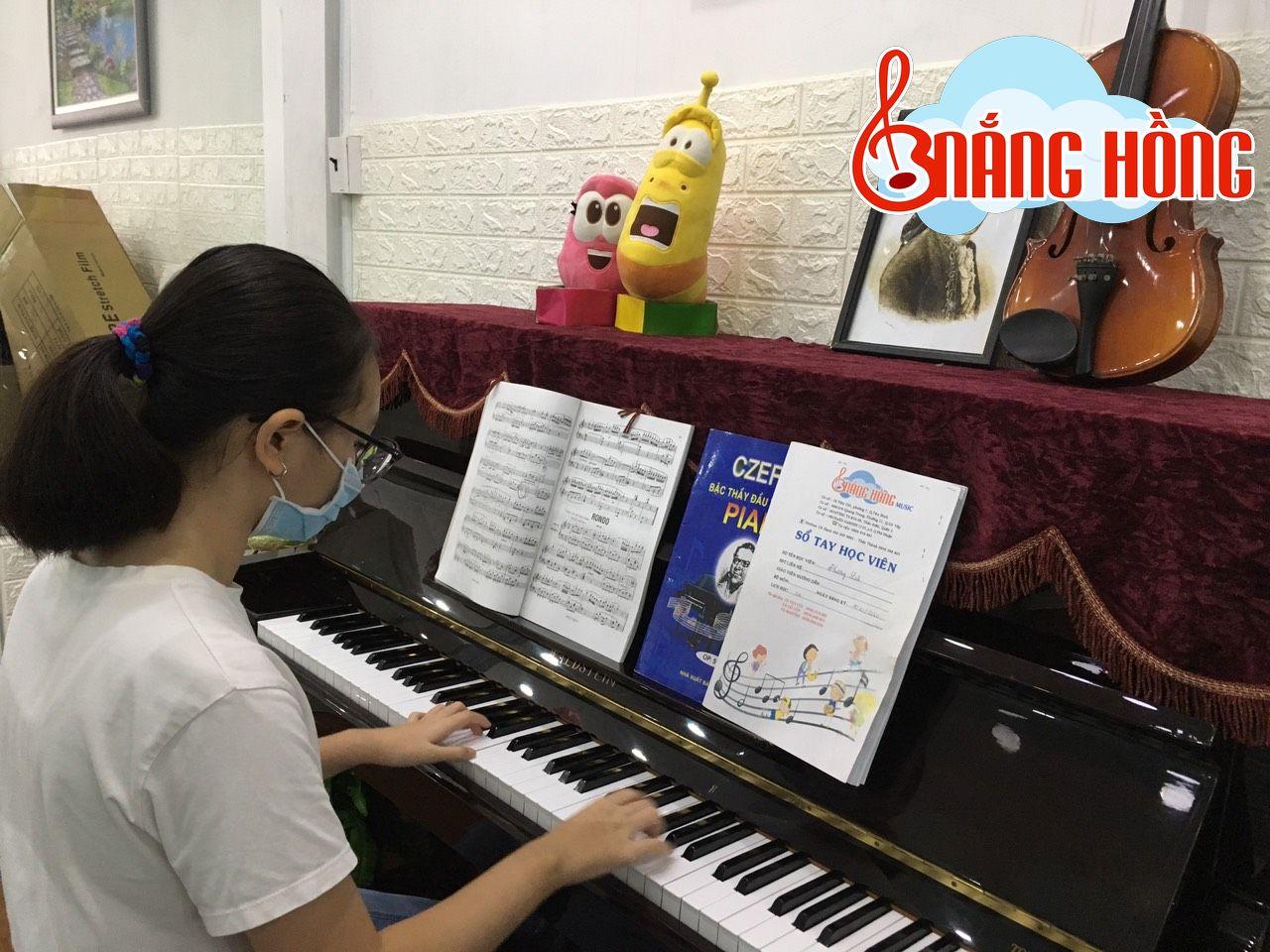 khóa học đệm hát piano online